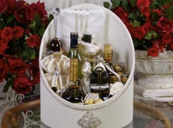 Подарки семье жениха