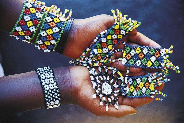 Африканские браслеты