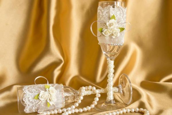 Атрибуты для жениха и невесты