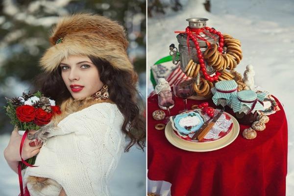 Свадьба в русских традициях