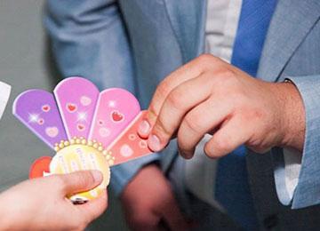 Оригинальные конкурсы выкупа невесты: рисуем, поём, угадываем