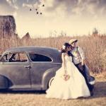 Особенности оформления свадьбы в стиле винтаж
