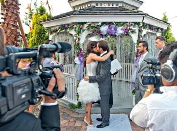 Заказ фотографов и видеографов на свадьбу - одна из самых популярных услуг