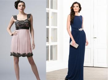Строгий и элегантный нарядный дресс-код для женщин во время свадебного торжества
