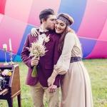Жени и невеста в стиле Бохо