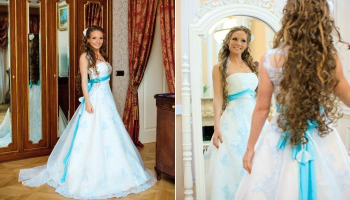 Свадебные Платья Тифани