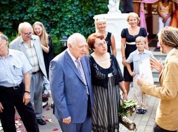 Поздравить бабушку с дедушкой с юбилеем свадьбы