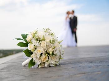 Распространение традиции ношения свадебного букета пошло лишь после свадьбы королевы Виктории