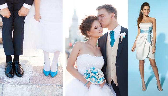 Образ невесты и жениха - костюмы и обувь