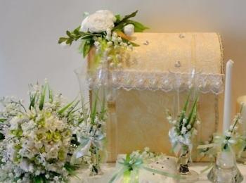 Тринадцатая годовщина совместной жизни - это ландышево-кружевная свадьба