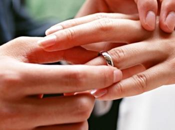 Ритуал обмена кольцами на свадьбе возник еще в Древнем мире