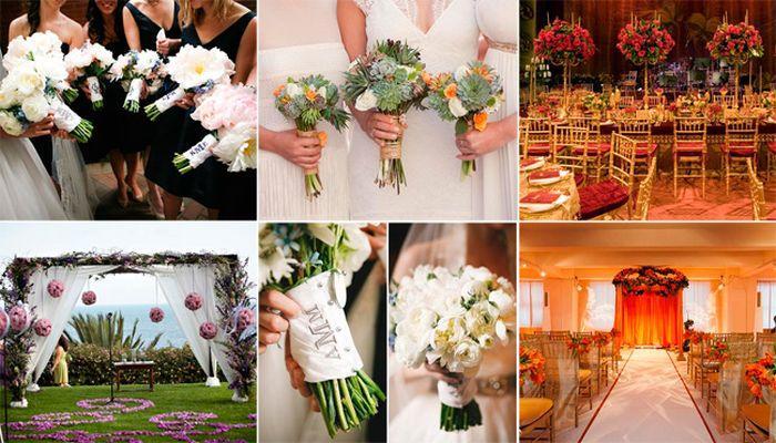 На столах должны быть розы или полевые ромашки