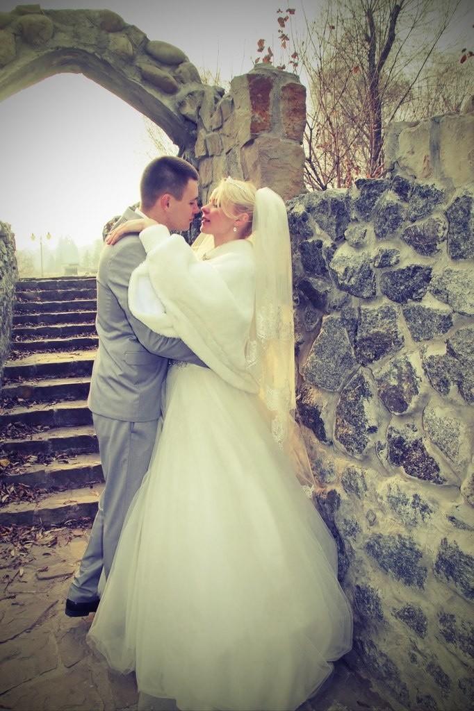 Вадим и Надя Поляковы - свадебная фотосессиия