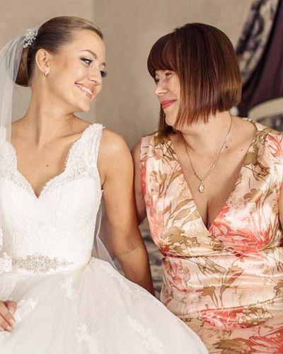 Тост на свадьбу дочери от мамы