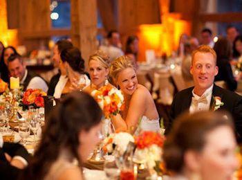Торжественное событие через год после свадьбы