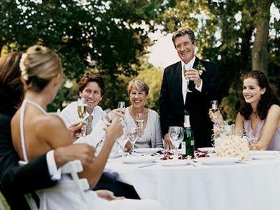 знакомство со сватами со стороны невесты