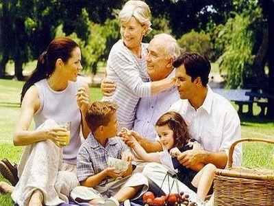 Самые теплые слова родителям молодой семьи