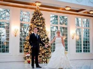 Свадьба в Новый год