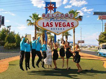 Лас Вегас - мировой центр развлечений