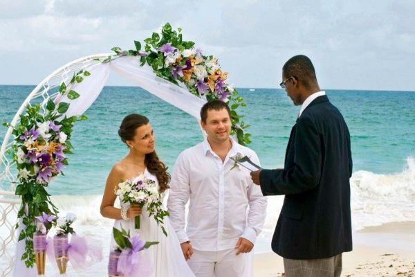Официальный брак за границей