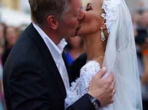 Долгожданная свадьба Навки и Пескова