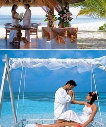 Свадебный тур в Европе