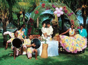 Свадебная церемония в ЮАР