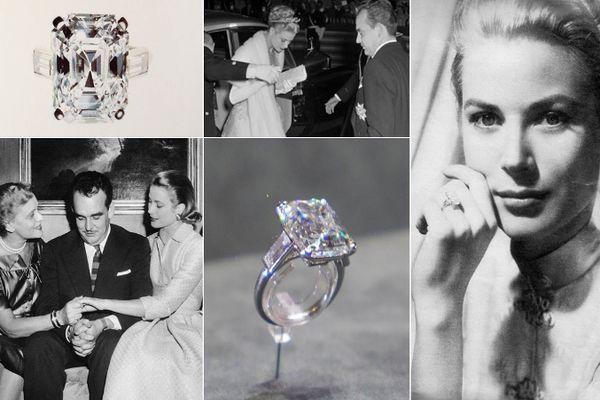Изящное кольцо с бриллиантом