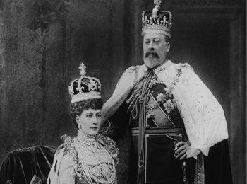 Корона Эдуарда VII