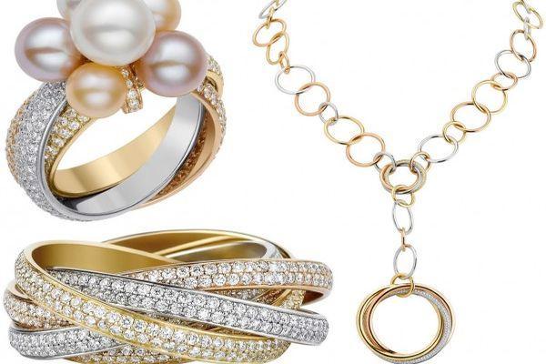 Три звена символизируют три кольца Сатурна