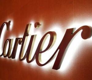 Популярный бренд Картье