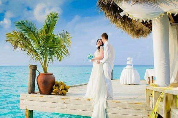 Мальдивы - райский уголок для молодых