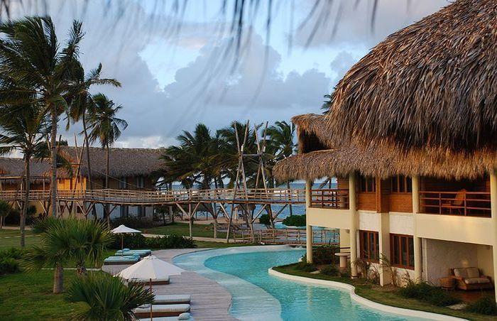 Роскошный Zoetry Agua Punta Cana