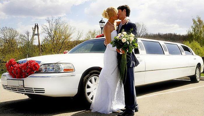 Организация свадебного кортежа