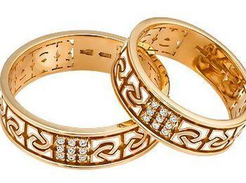 Обручальные кольца от классики до авангарда