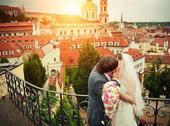 Свадебное торжество в Чехии