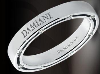 Кольца от Damiani
