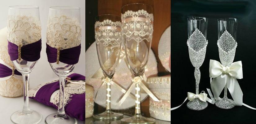 Мелочи своими руками на свадьбу