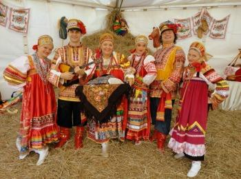 Сватовство невесты в деревне по русским сельским обычаям