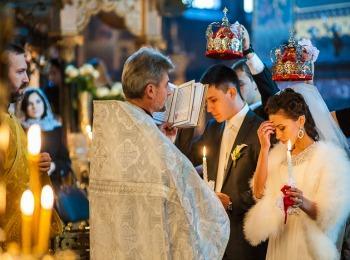 Венчание по правилам православной церкви