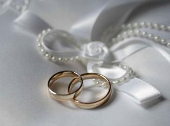 Классический символ супружества