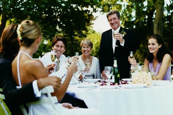 Поздравление от мамы невесты на свадьбе молодым