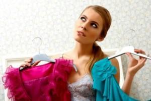Выбор вечернего платья на свадьбу для гостей