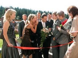 Сценарий выкупа невесты варианты