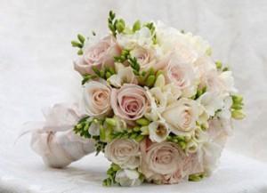 Свадебный букет для невесты своими руками