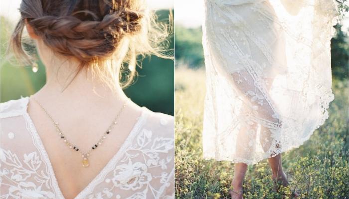 Платье невесты должно быть простым, легким и неярким