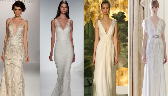Четыре красивых варианта длинных платьев в стиле Шебби шик