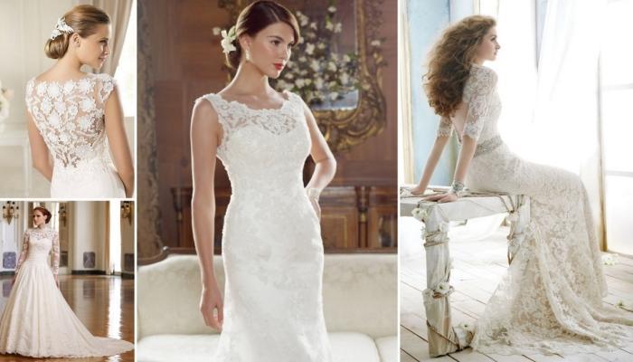 Элегантные платья невесты для тематической винтажно-сказочной свадьбы