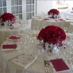 Идея оригинального украшения свадебного зала