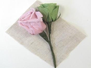 Как правильно изготовить бутоньерку из ткани своими руками